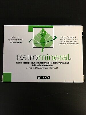 Estromineral Tabletten 30 Stk. - Box 166