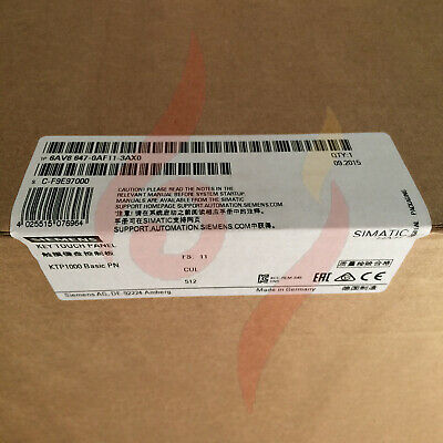 1PC New In Box Siemens 6AV6 647-0AF11-3AX0 6AV6647-0AF11-3AX0 one year warranty