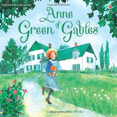 Anne of Green Gables (Picture Books),Mary Sebag-Montefiore,Alan Marks