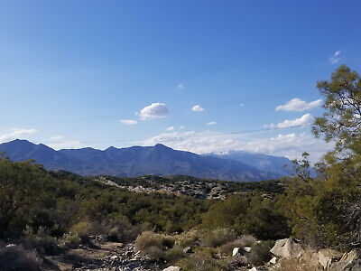 1.5 acre lot Pinyon Pines, California - short drive to Palm Springs/Palm Desert