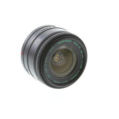 Quantaray 24mm F/2.8 Tech-10 MX AF, 5-Pin Lens For Minolta Alpha Mount {52}