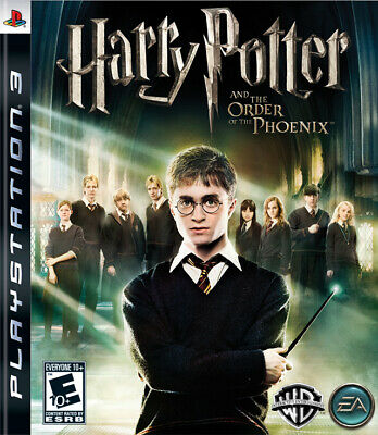 Harry Potter And The Order Of The Phoenix  - Sony Playstation 3 Game