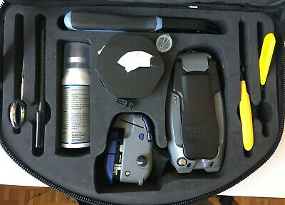 Corning Cable Systems Tl-Ucp Fiber Optic Tool Kit Great Condition W/ Accessories