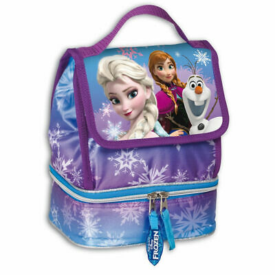 Bolsa portamerienda Frozen Disney Snow Dots - Black Friday Disney