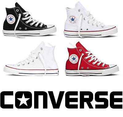 Womens Mens Classic Chuck Taylor Trainers All Stars OX High Tops Casual Shoes