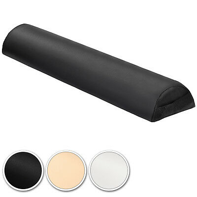 Half roll pillow knee roller bolster cushion for massage table tube foam new
