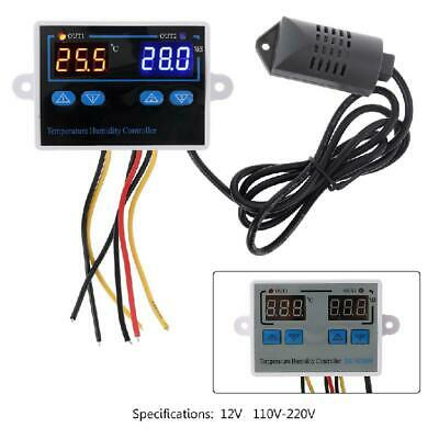 Digital Thermostat Humidity Controller Eggs Incubator 10A Temperature Controller