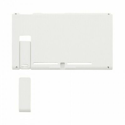 Housing shell for Nintendo Switch console back plate soft touch White | ZedLabz