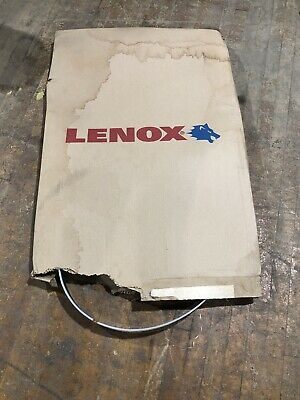 """Lenox 1828821 Band Saw Blade 28FT 10"""" Steel Production Band Saw Blade 2"""" Width"""