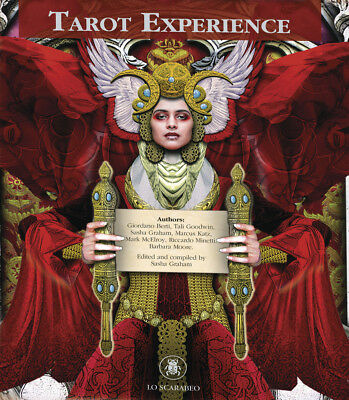 TAROT EXPERIENCE Lo Scarabeo Divination Oracle Hardcover Book