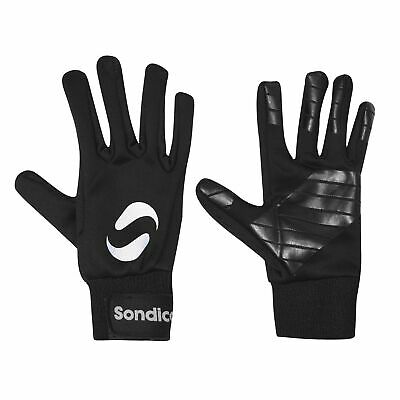 Sondico Players Gloves Youngster Boys Football Player Winter Warm Sport
