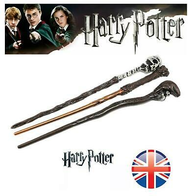 Harry Potter Cosplay Malfoy Dumbledore Voldemort Magic Wand Gift for christmas