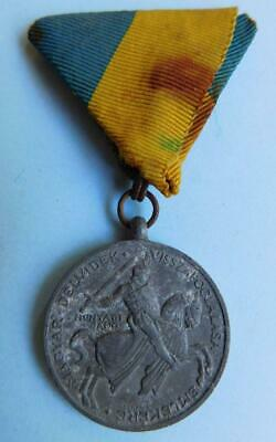 AUC6 Hungarian Kingdom WW2 Commemorative Medal Liberation Southern Hungary1941