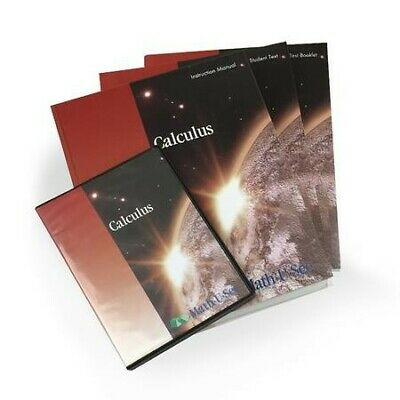 Math-U-See Calculus Kit (Instruction Pack & Student Pack)