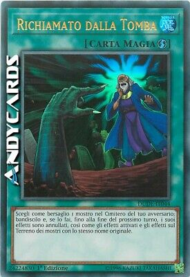 RICHIAMATO DALLA TOMBA (Called By The Grave) Ultra R DUDE IT044 Yugioh ANDYCARDS