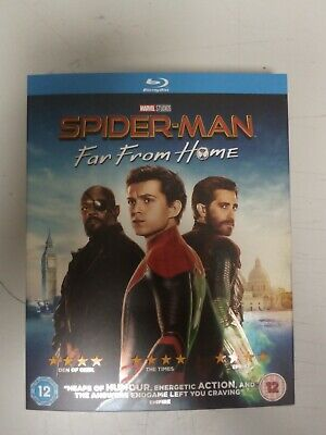 Spider-Man - Far from Home [Blu-ray] new sealed with slip case