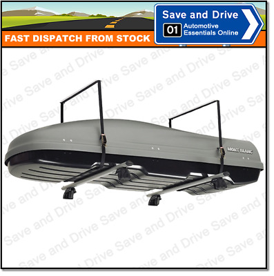 Roof Box Strap Lift Storage Hoist / Winch For Hanging & Storing Box & Roof Bars