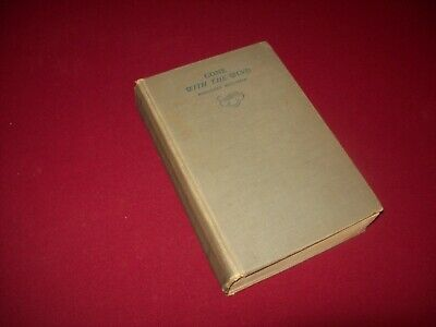 Gone With the Wind by Margaret Mitchell (1936) November Printing Hardcover Novel