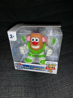 Mr. Potato Head Disney Pixar Toy Story 4 Mini Buzz Lightyear
