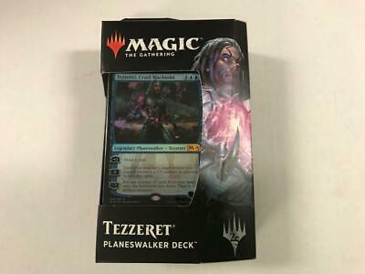MTG Core Set 2019 Planeswalker Deck TEZZERET Brand New Factory Sealed