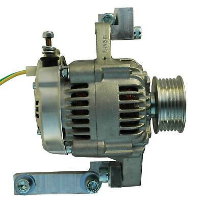 WOSP 200 Series Race Alternator for Ford/Mazda Duratec 2.0 2.3, 2 Lug – 50 Amp
