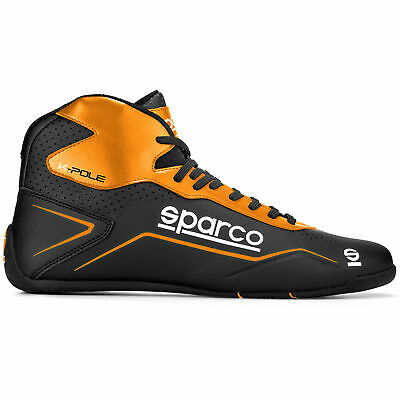 Sparco K-Pole Go Kart Racing Boots – Children's Sizes