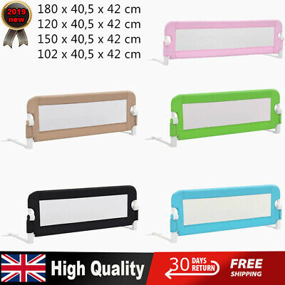 Kid Bed Rail Baby Protection Guard Toddler Child Safety Sturdy Multi Sizes