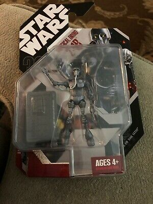 Hasbro STAR WARS 30th Revenge of the Sith Surgical Droid 2-1B Sealed #06