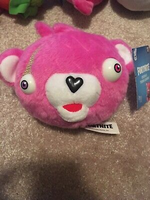 Fortnite Cuddle Team Leader Plush - Valentines Day Stuffed Toy Epic Games