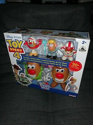 Toy Story 4 Mr Potato Head Pals Playset 30 Pieces NEW