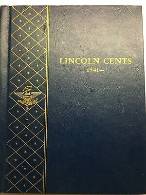 1941-1966 Lincoln Cent Collection In Whitman Album (Lot 190 #2)