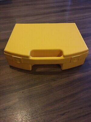 Plastic Case Storage Box Carry Case Tool Box Collectables Large Case