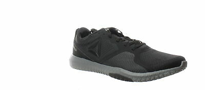 Reebok Mens Flexagon Force Black Cross Training Shoes Size 11 (500311)