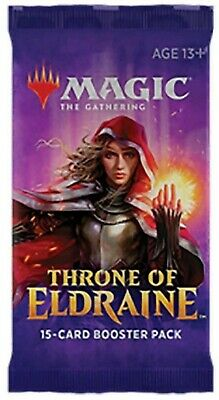 Throne of Eldraine Booster Packs / Magic the Gathering -Englisch OVP / NEU / MTG