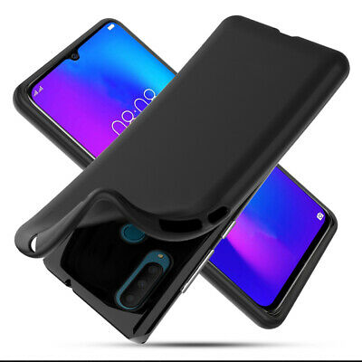 For Doogee N20 Slim Soft TPU Silicone Shockproof Gel Back Phone Case Cover Shell