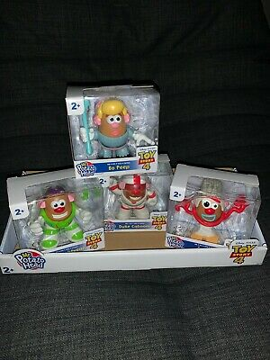 Mr. Potato Head Disney Pixar Toy Story 4 Mini Figure's *YOUR 4 FAVOURITE'S*
