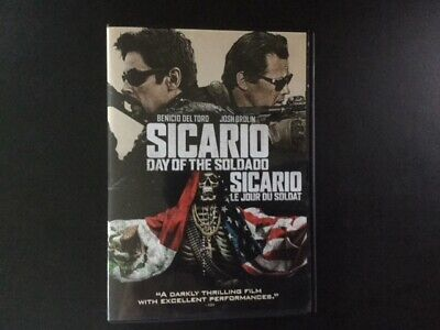 Sicario - Day of the Soldado -  2018 DVD -