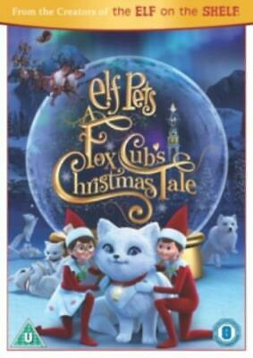 Elf Pets: A Fox Cub's Christmas Tale =Region 2 DVD,sealed=