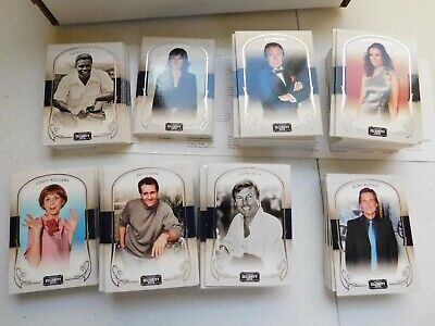2008 DONRUSS CELEBRITY CUTS *rare* COMPLETE SET #1-100 all serial #/499 LOOK!!!