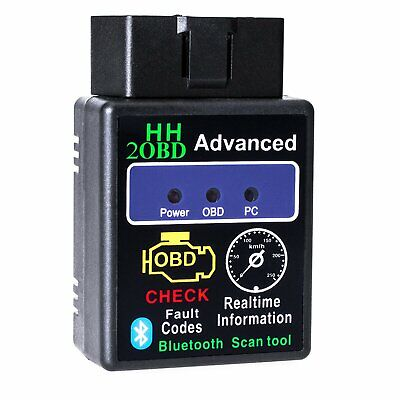 Outil Diagnostic Bluetooth Scanner CAN BUS Interface OBD2 pour Android Mobile