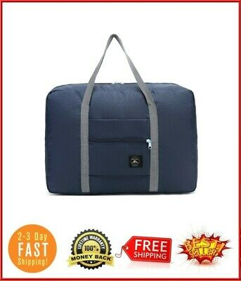 For Spirit Airlines Foldable Travel Duffel Bag Tote Carry on Luggage Weekender