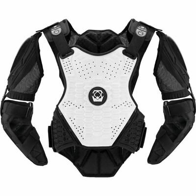 Black/White Sz S/M Atlas Guardian Roost Deflector