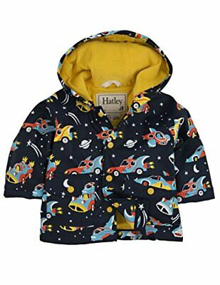 Hatley Kids Baby Boys Infant Raincoat Blue 6-12 Months 88258 fromJAPAN