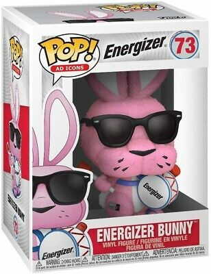 Funko - POP Ad Icons: Energizer Bunny Brand New In Box
