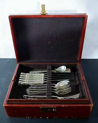 "Towle ""Old Master"" sterling silver 42pc box set of flatware"