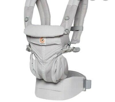 Ergobaby Omni 360 - Originally With Box And Manually - 4 Position Carrier