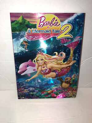 "Barbie in ""A Mermaid Tale 2"" (DVD, 2012, Slip Boxed) SHIPS FREE"