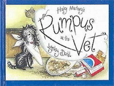 Hairy Maclary's Rumpus at the Vet (New Mini-spin Picture Book) by Dodd, Lynley