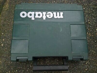 Metabo SB LTX 18v drill carry case