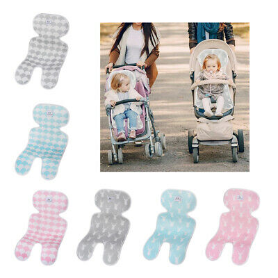 Soft Baby Kid Stroller Pram Car Seat Dinning Chair Liner Cushion Breathable